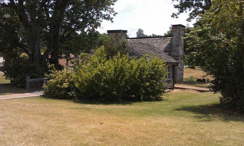 Cordell Hull House Rear