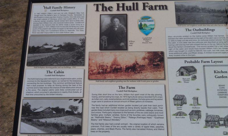History of the Hull Farm