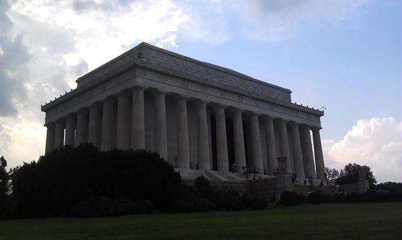 Jefferson Memorial in DC