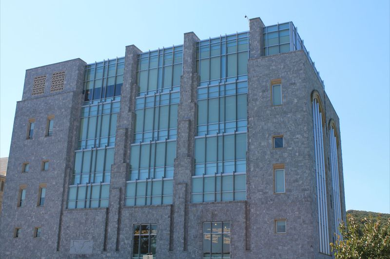 Building at West Point