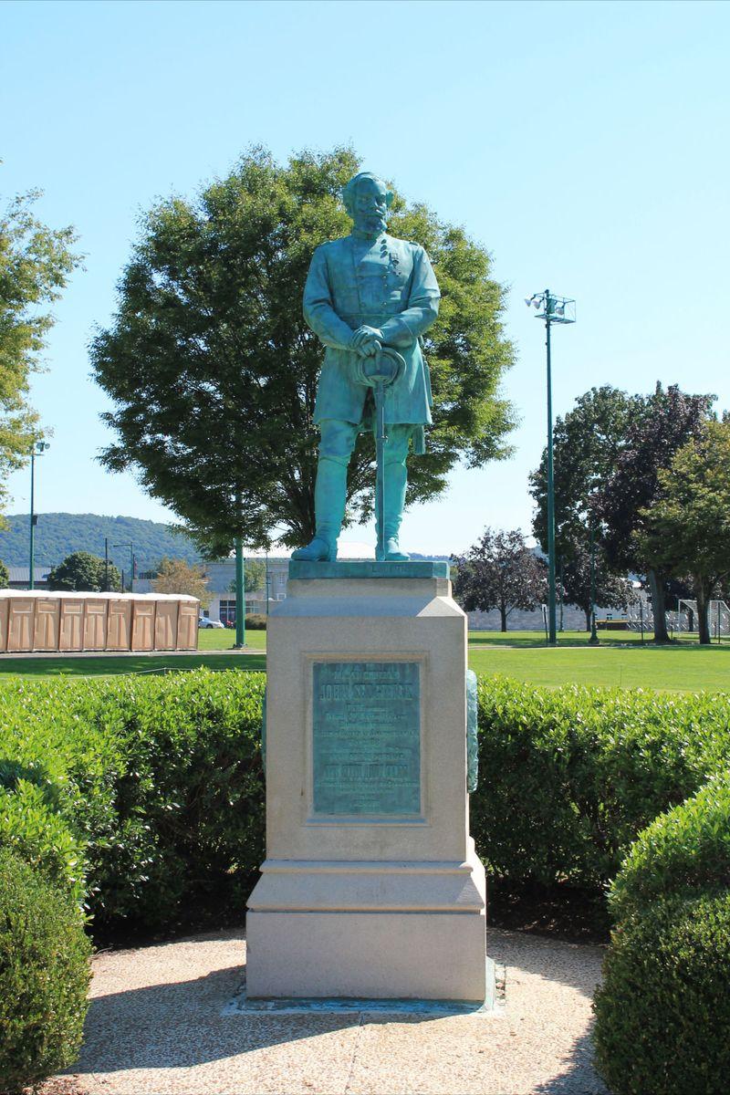 West Point Major General Sedgwick Civil War