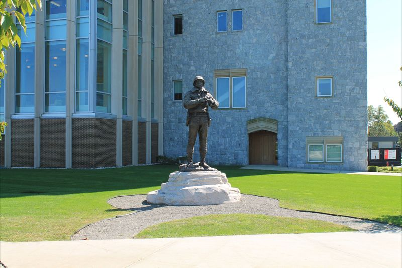 General George Patton Memorial West Point