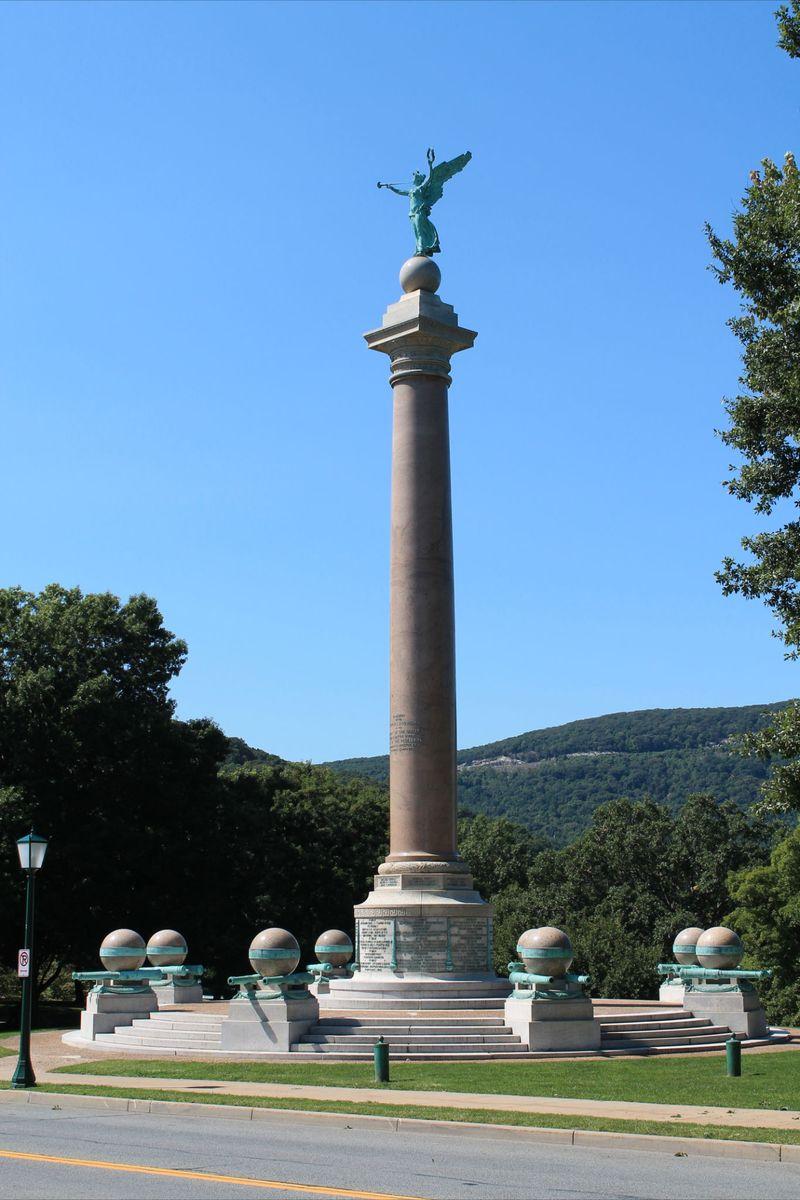 West Point Civil War Memorial