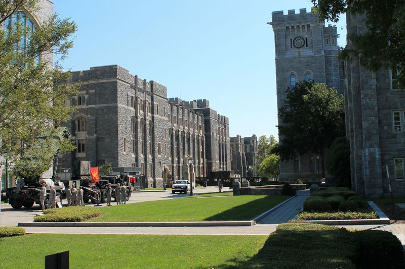 West Point dormitories