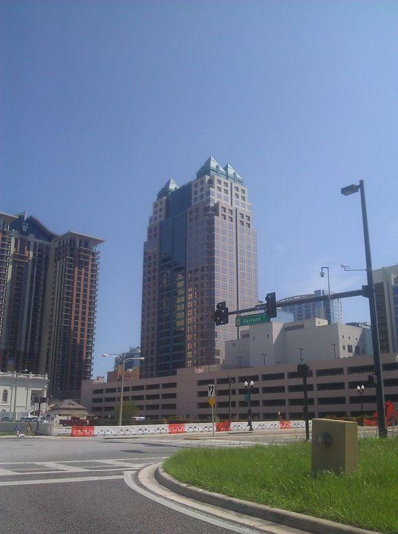 Sun Trust Center, Tallest Building in Orlando and Central Florida, Orlando, FL.jpg