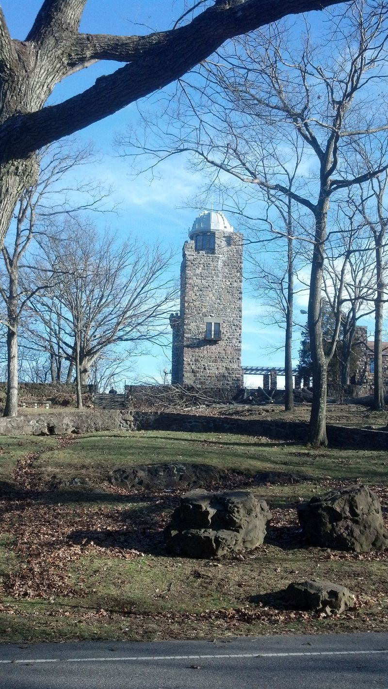 Garret Mountain Tower