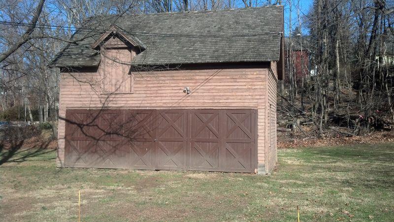 Grover Cleveland House Barn