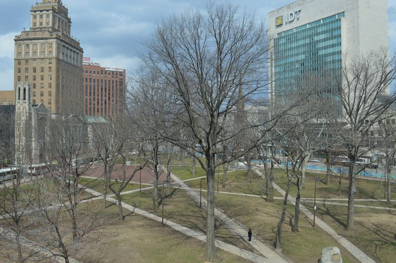 Washington Park Newark overview