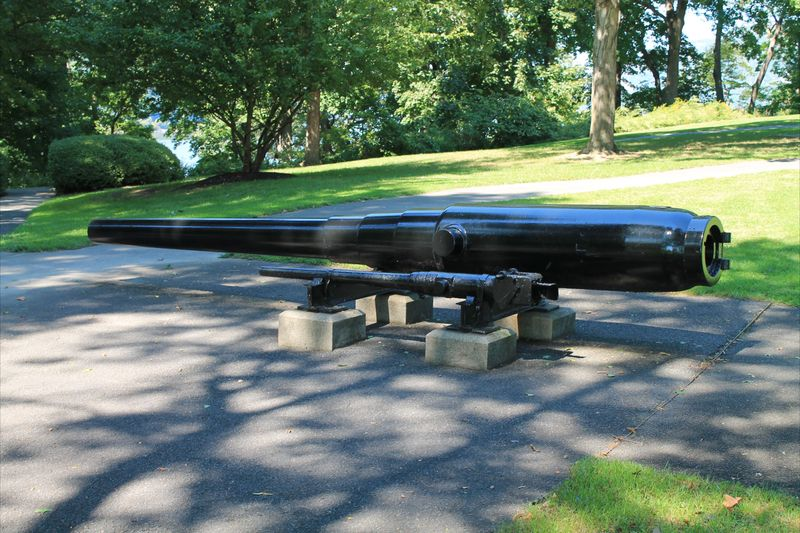 West Point Battery Cannon