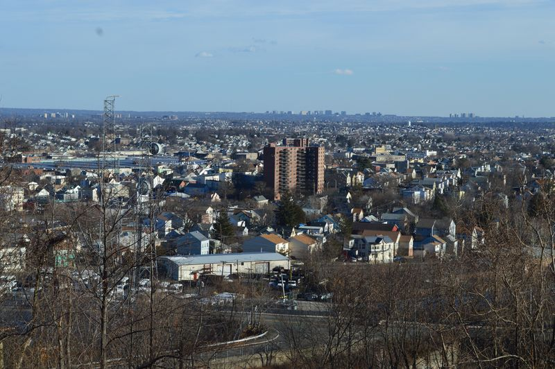 Another view of Paterson, NJ from Lambert Castle