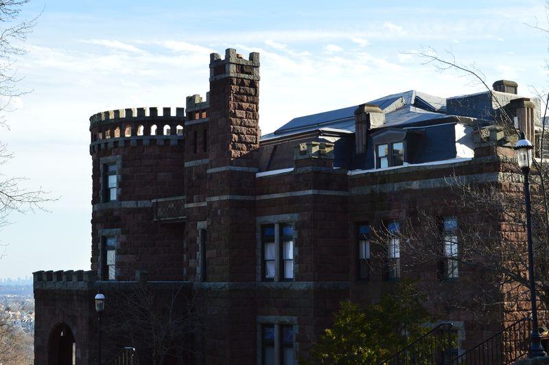 Lambert Castle side view