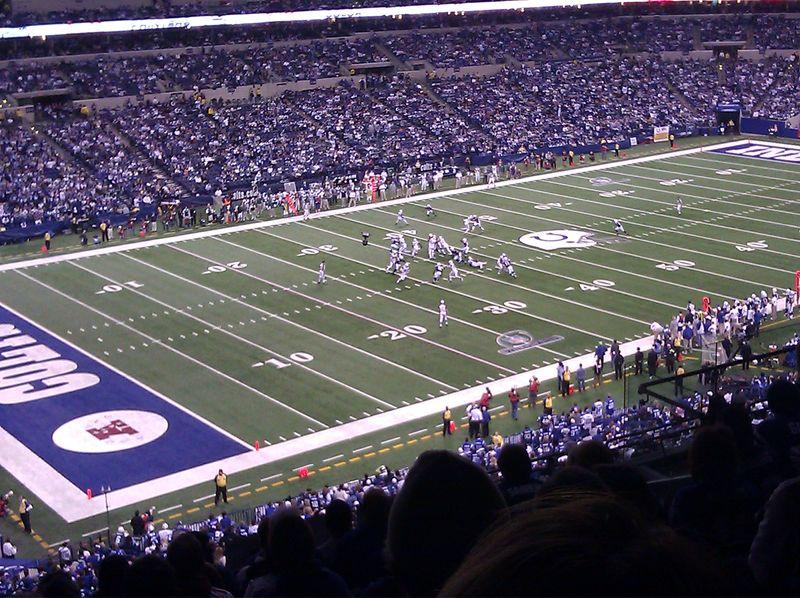 Lucas Oil Stadium Indianapolis Indiana