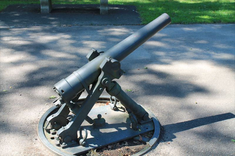 West Point Small Cannon