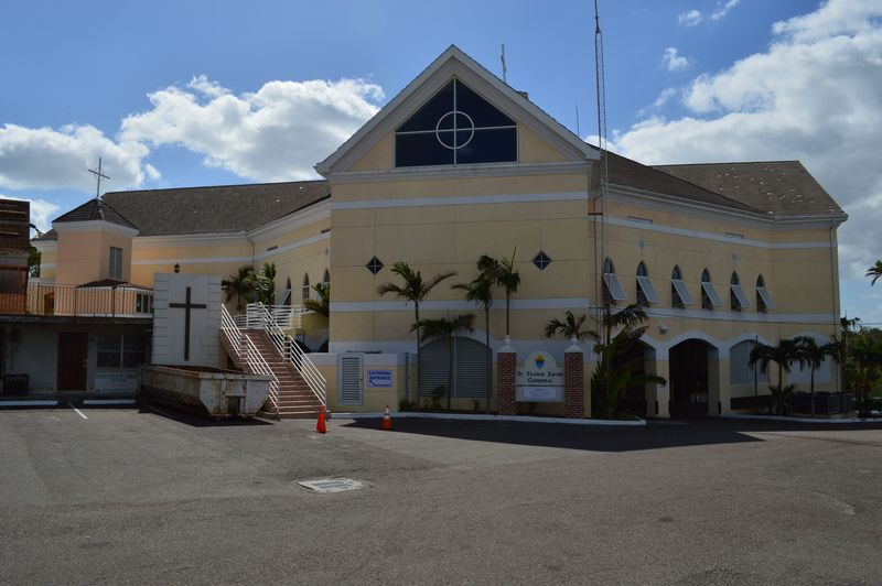New St Francis Xavier Building